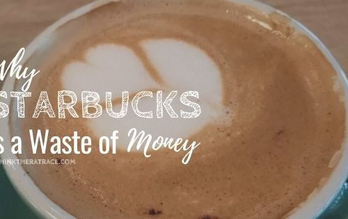 starbucks is a waste of money