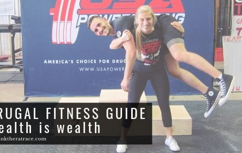 FRUGAL FITNESS GUIDE