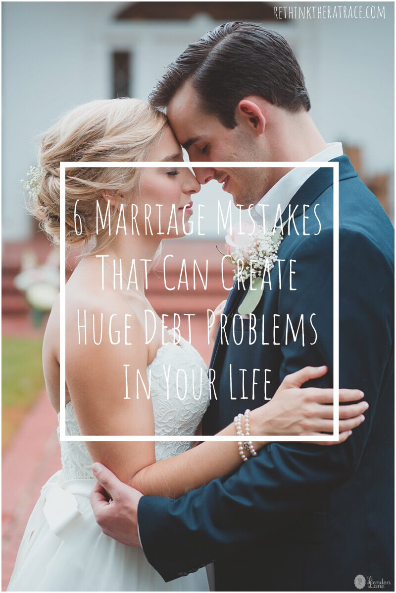 marriage money mistakes