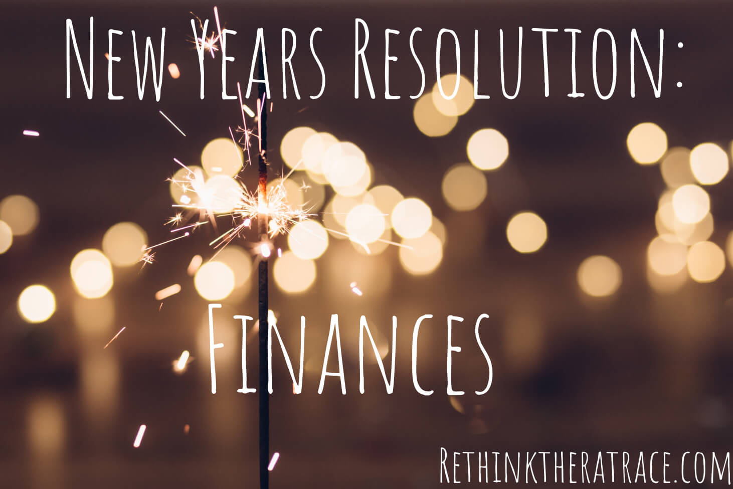 new years resolution finances & money