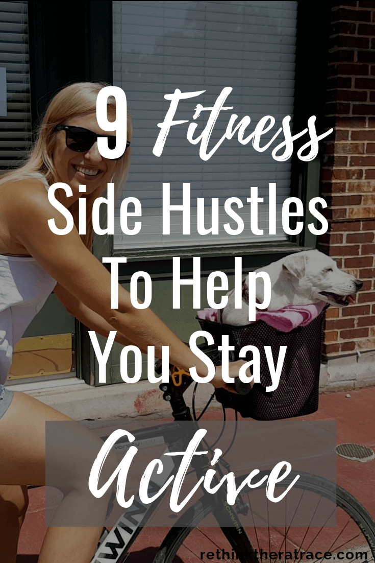 Fitness Side Hustles