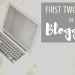 First Two Years of Blogging