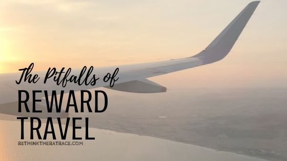The Pitfalls of Reward Travel