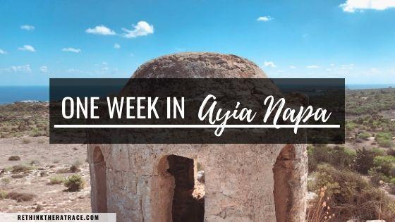 One week in Ayia Napa