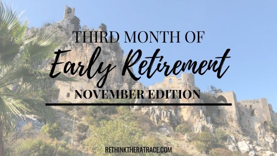 early retirement update