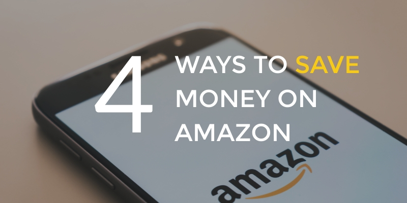 ways to save money on amazon