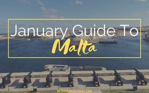 Malta in January